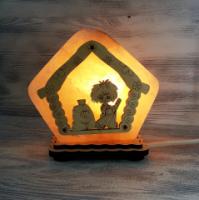 Соляной светильник Домик №6 1,3 кг