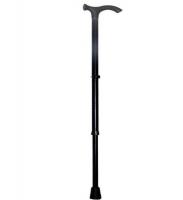 Трость опорная металлическая регулируемая по высоте с УПС (арт.22У)
