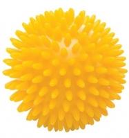 Мяч массажный желтый Ортосила L 0108