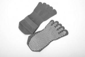 Носки противоскользящие для занятия йогой закрытые