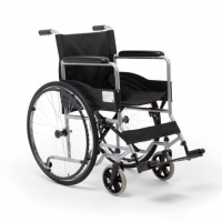 Кресло-коляска для инвалидов Н 007 пневмо