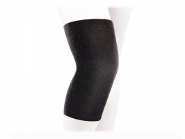 Бандаж на коленный сустав согревающий из собачьей шерсти KКС-Т2