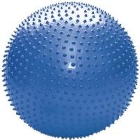 Мяч гимнастический с шипами для фитнеса (L 0575b)
