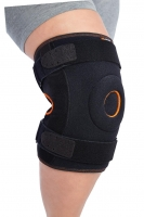 Ортез коленный с полицентрическими ребрами жесткости Orliman OPL480