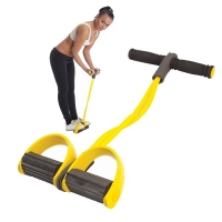 Тренажер для фитнеса с эспандерами Фитнес-тренер