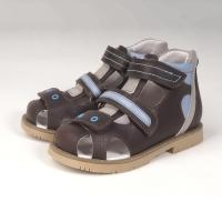 Обувь детская ортопедическая Ortuzzi 91A-216D.22HC