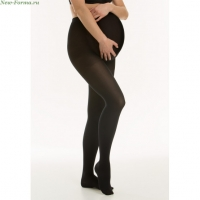 Колготки для беременных с закрытым носком 2 класс компрессии,  M2190 K2