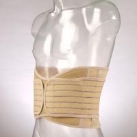 Корсет поясничный эластичный, усиленный пластинами F 5210