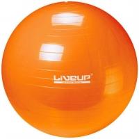 Мяч гимнастический с насосом LIVEUP 75 см