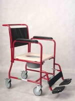 Кресло-коляска (Е 0807) (с принадлежностями) (Ergoforce)