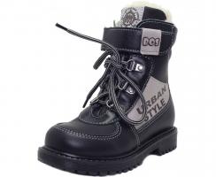 Ботинки на меху BOS 042-131