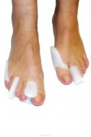 Протекторы силиконовые Защита ног от мозолей Bradex