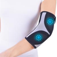 Бандаж для коленного и локтевого сустава А-400  с биомагнитными аппликаторами