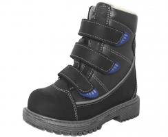 Ботинки на меху BOS 152-23