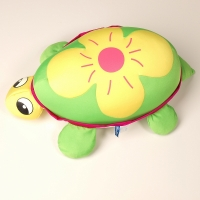 F 8034_Подушка под голову черепаха