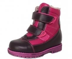 Ботинки на меху BOS 151-93