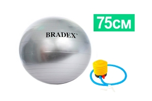 Мяч для фитнеса антивзрыв (SF 0380)