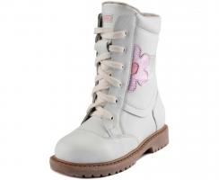 Ботинки на меху BOS 182-031