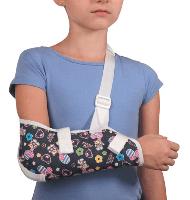 Бандаж поддерживающий для руки детский К-411