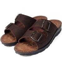 Сандалии мужские коричневые Mjartan MR 2916 N15