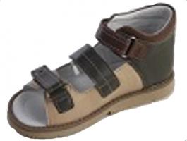 Обувь детская ортопедическая Ortuzzi 91C-213D.22HC