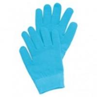 Маска-перчатки увлажняющие Naomi голубые