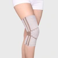 Бандаж на коленный сустав KS-Е02 эластичный