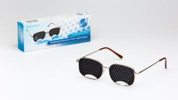 """Очки перфорационные, очки-тренажеры """"Алис-96"""""""