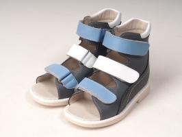 Обувь детская ортопедическая ORTUZZI 80A-008F.12HT