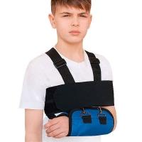 Бандаж для плеча и предплечья Е-228 универсальный для детей (повязка Дезо)