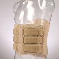 Корсет для грудопоясничного отдела позвоночника, с термопелотной основой FS 5507
