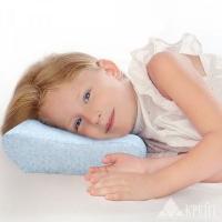 Подушка ортопедическая П-300 под голову для детей