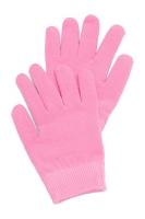 Маска-перчатки увлажняющие Naomi розовые