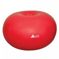 Мяч для занятий (в форме пончика, 65*35см) с насосом