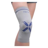 Фиксатор для коленного сустава с силиконовым кольцом, боковые пластины F1602