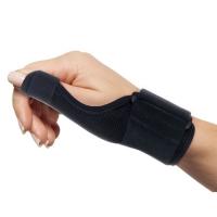 Бандаж на лучезапястный сустав с фиксацией большого пальца FS-101