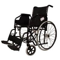 Кресло-коляска (Е 0810у) (с ручным приводом) (Ergoforce)